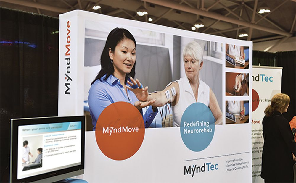 Build­ing a Brand Pres­ence for MyndTec