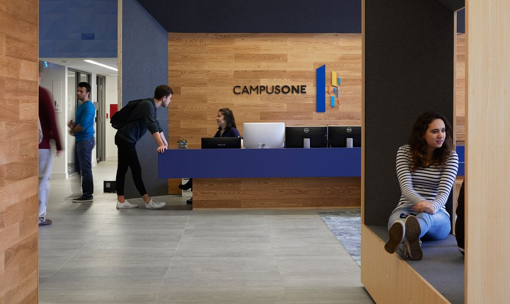 Campus One – A Space for Modern Students