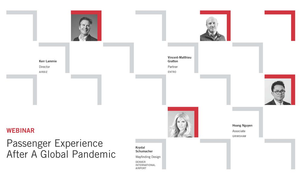 Entro Webinar Panel: Passenger Experience After A Global Pandemic