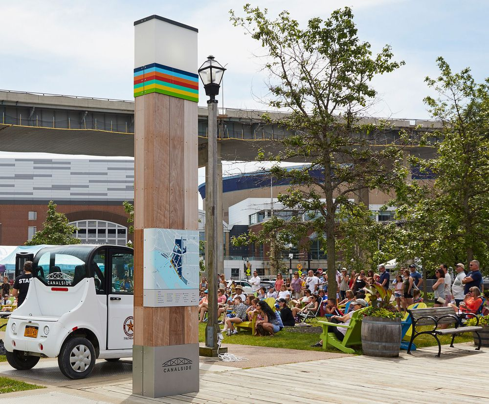 Placemaking at Canalside