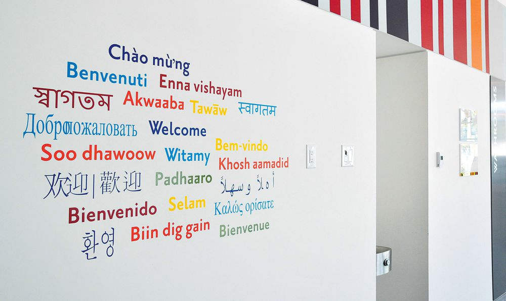 Using Colour to Improve the Workplace