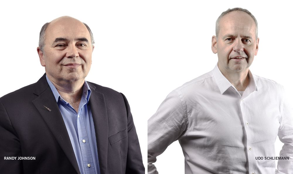 Randy Johnson and Udo Schliemann Speak at CMA