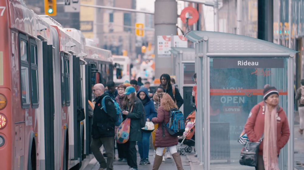 A Seamless System for OC Transpo
