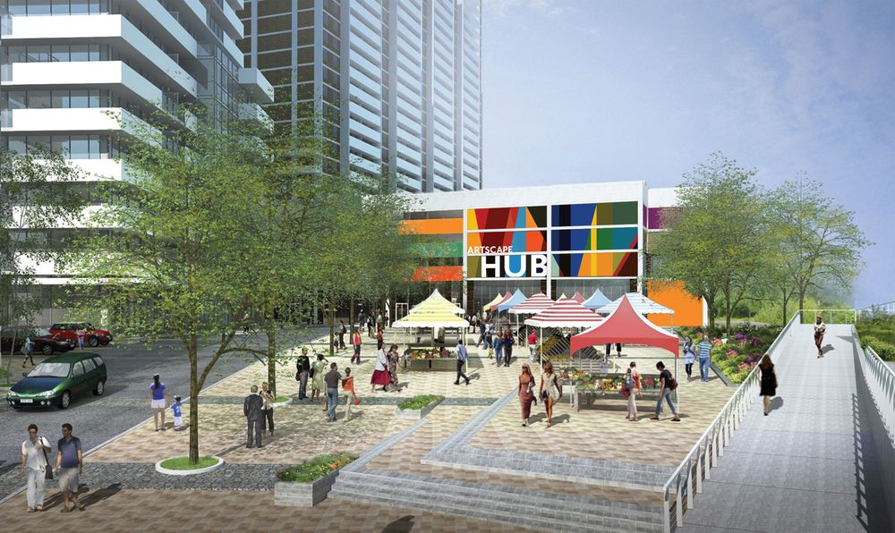 Artscape Hub in Weston Common To Open Fall 2018