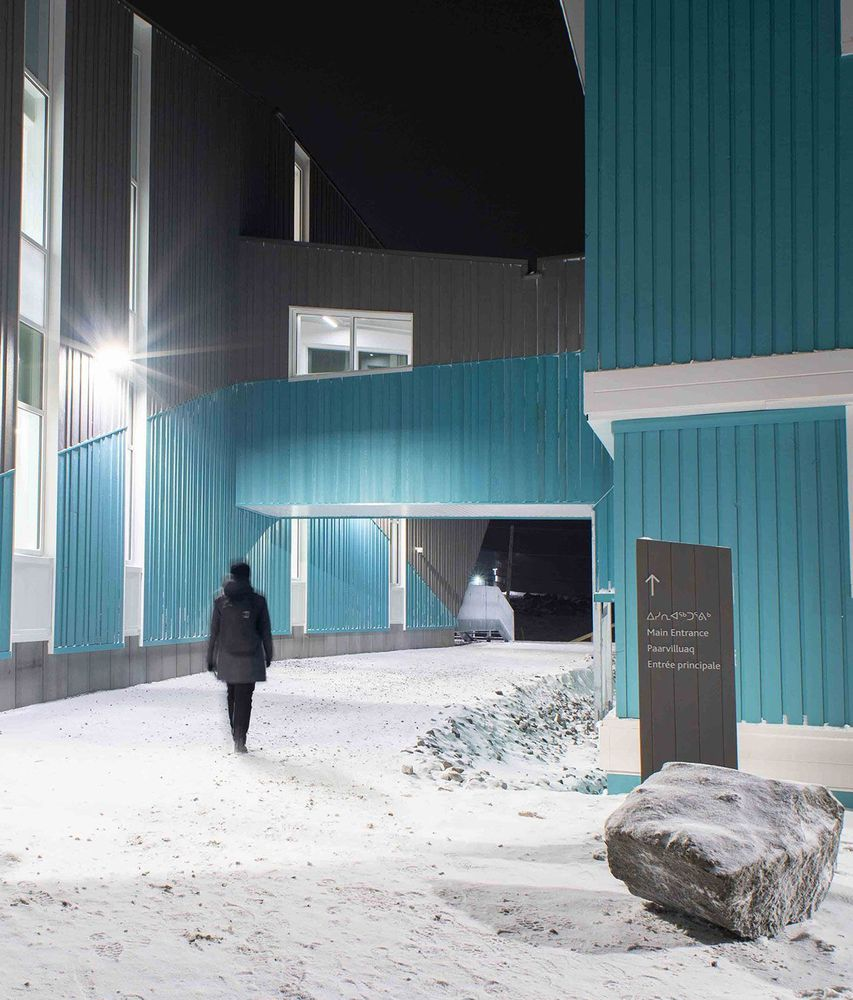 Arctic College – Wayfinding in the North