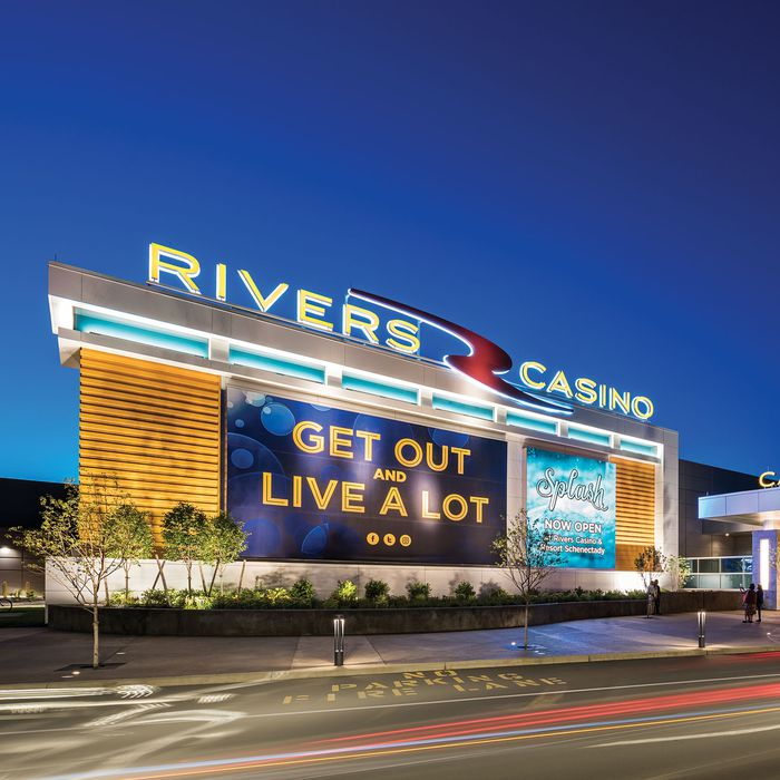 RIVERS CASINO AND RESORT