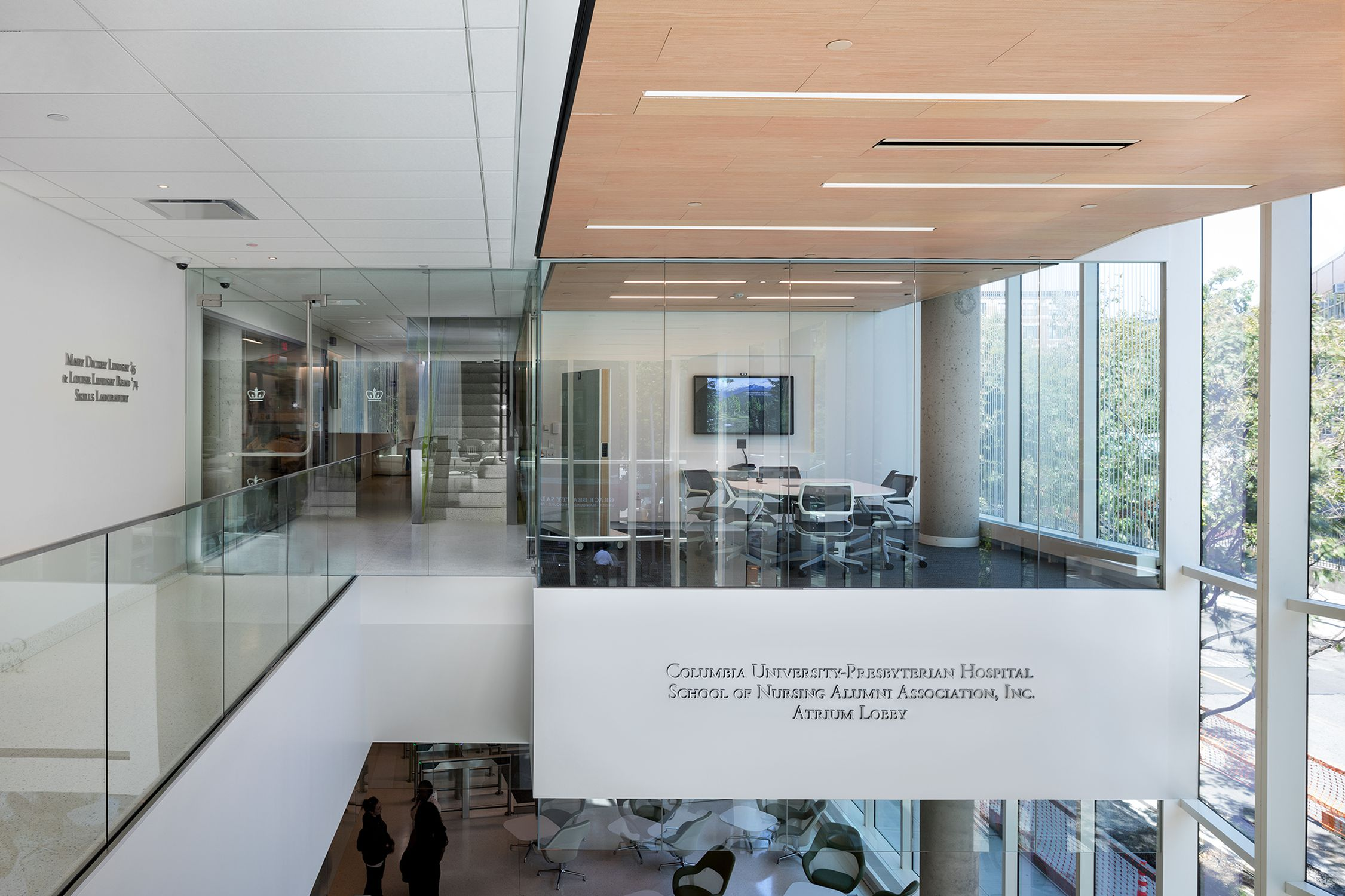 COLUMBIA SCHOOL OF NURSING | Entro Communications