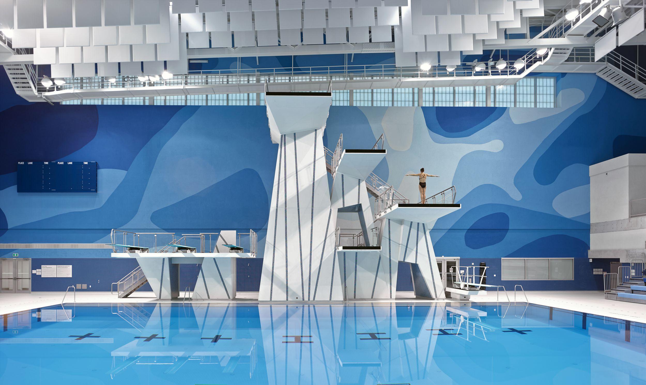 Pan Am Parapan Am Aquatics Centre Entro Communications