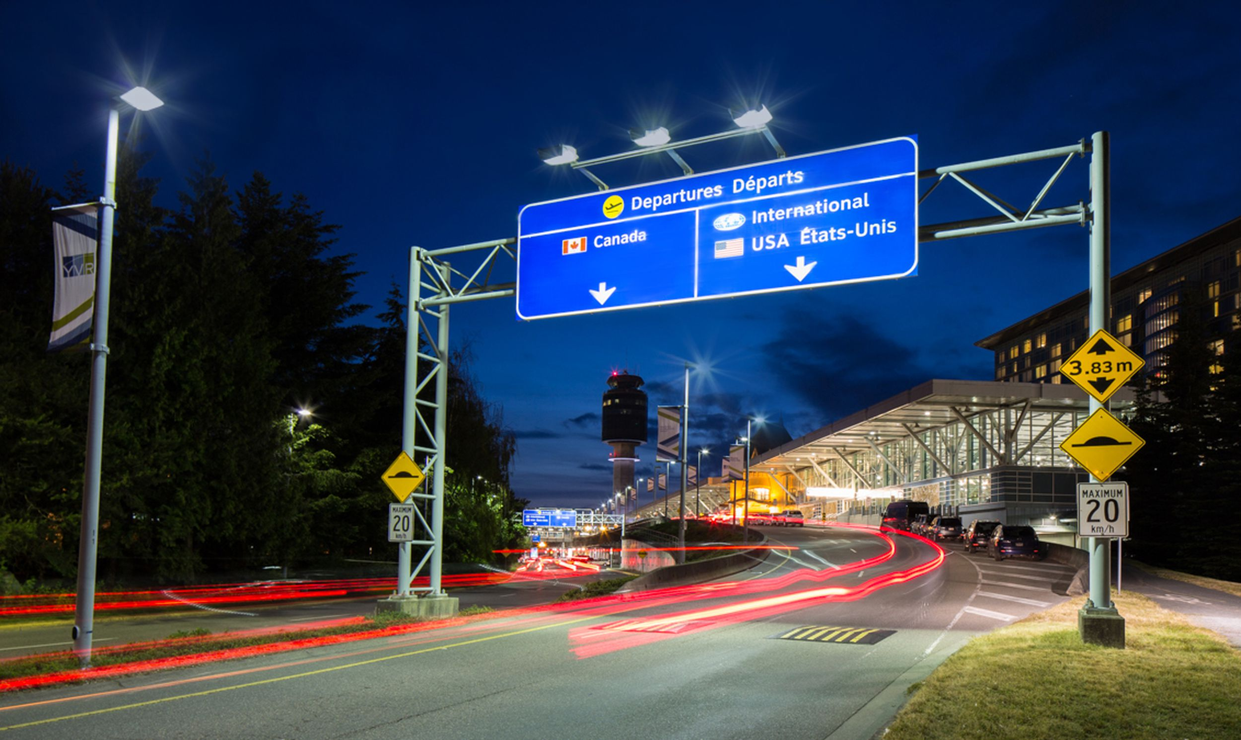 Parking vancouver airport coupons